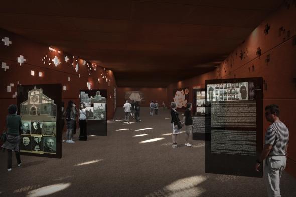 Communism Museum Interior