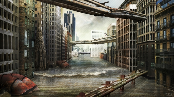 Fallout Rising Waters