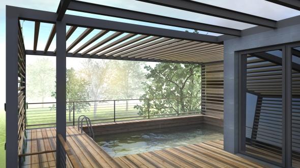Pool House4