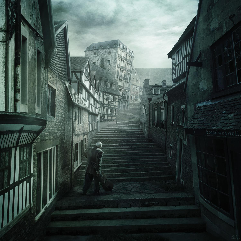 Art: Lovecraftian Digital Art
