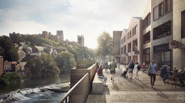 Durham Redevelopment